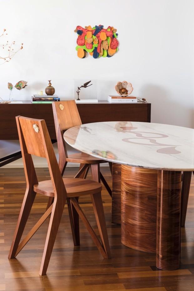 Apartamento de Maria Fernanda Paes de Barros - Life by Lufe (Foto: Lufe Gomes / Editora Globo)