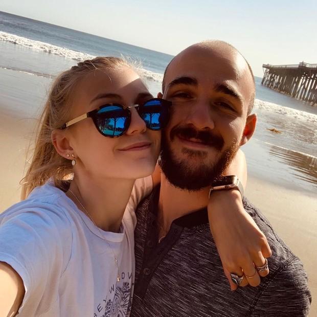 Gabby Petito e Brian Laundrie (Foto: Reprodução Instagram)