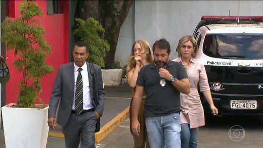 Jornal informa que imagens da chegada de Neymar e Najila a hotel foram recuperadas