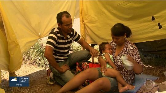 Governo oferece 2,4 mil unidades habitacionais para famílias do MTST que estão em ocupação no ABC