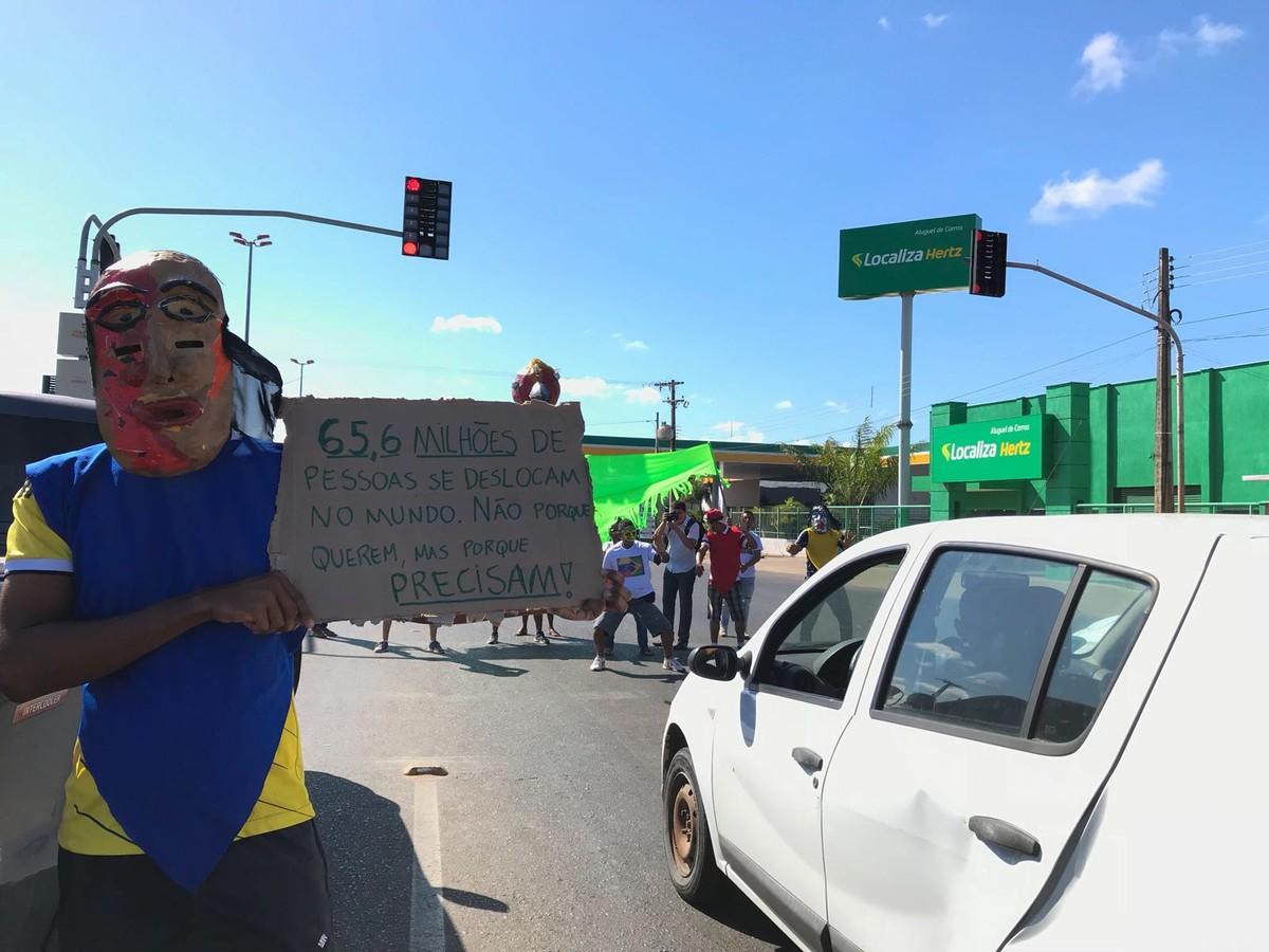 Campanha da ONU busca sensibilizar moradores de RR sobre imigração venezuelana e combater a xenofobia