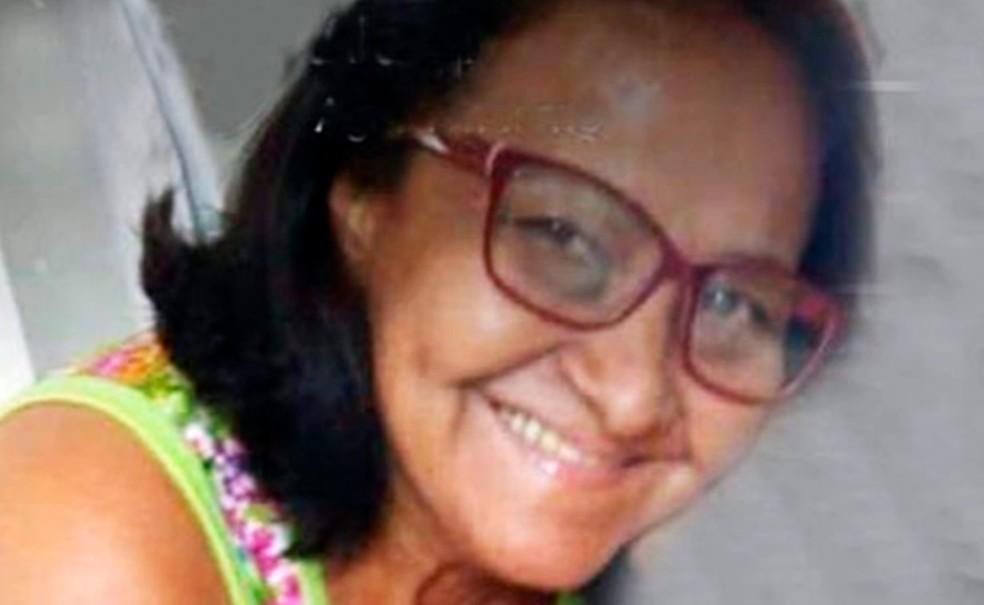 Maria Zeneide da Silva Costa tinha 57 anos — Foto: Arquivo pessoal