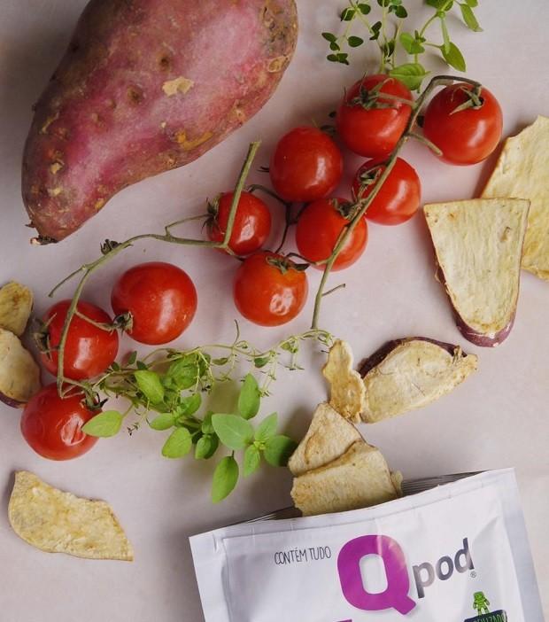 Snack da Qpod (Foto: Divulgação)
