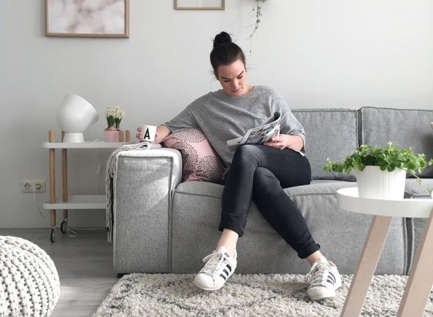 A holandesa Inge van Cleef comanda um perfil no Instagram cheio de inspirações para quem curte o estilo escandinavo. Inge aposta em toques românticos na hora decorar sua casa (Foto: Inge van Cleef/Divulgação)