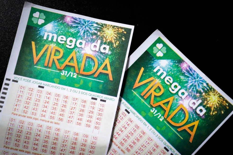 Mega da Virada pode pagar R$ 280 milhões — Foto: Aloisio Mauricio/Fotoarena/Estadão Conteúdo