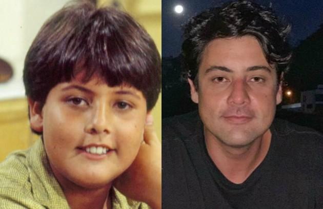 Apresentador do 'Vai pra onde?', do Multishow, Bruno de Luca começou na TV em 'Fera ferida', em 1993 (Foto: TV Globo / Reprodução )