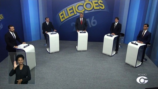 Candidatos à prefeitura de Maceió debatem propostas na TV Gazeta
