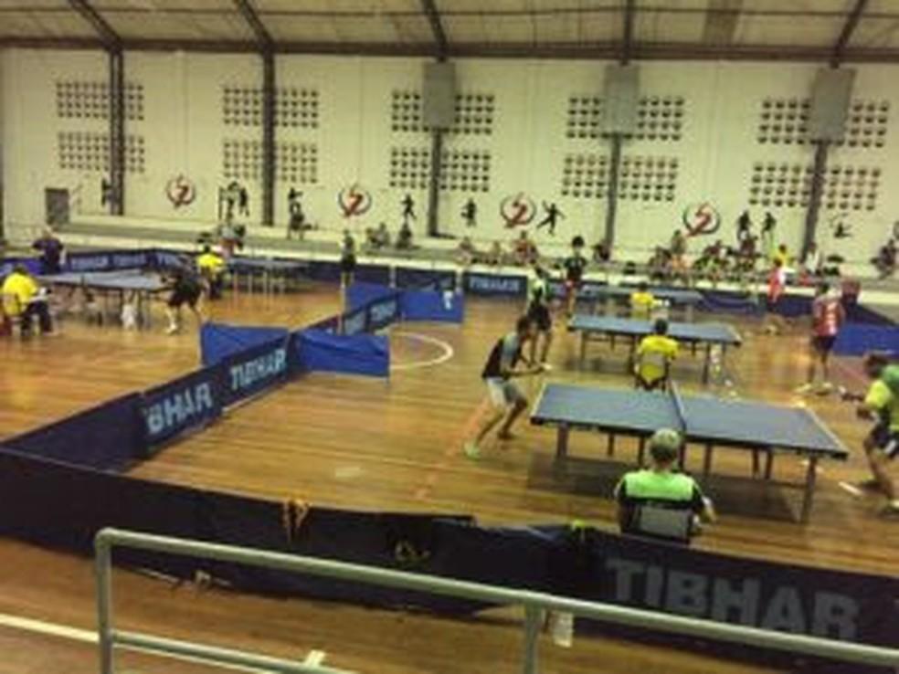 Tênis de mesa sergipano (Foto: Divulgação/FTM-SE)