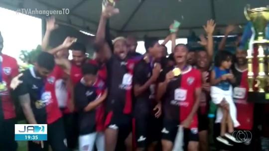 Capital vence o NC/Miranorte na volta e fica com o título da Segundona