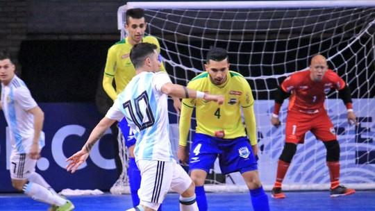 72322fcbc3 Desafio das Américas  Porto Velho recebe clássico Brasil e Argentina ...