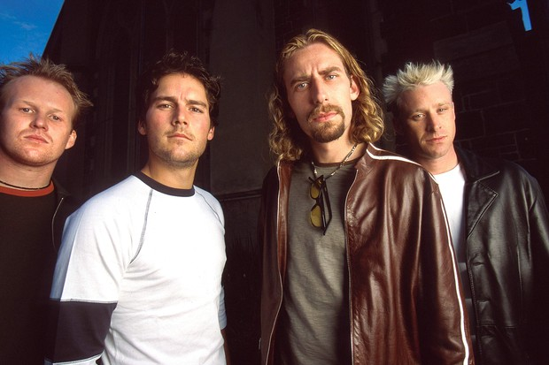Nickelback (Foto: Getty Images)