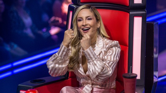 'The Voice Kids': Claudia Leitte comenta sobre as novas vozes de seu time