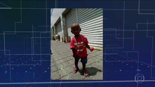 'Bala contra bala resolve?', questiona pai da criança morta
