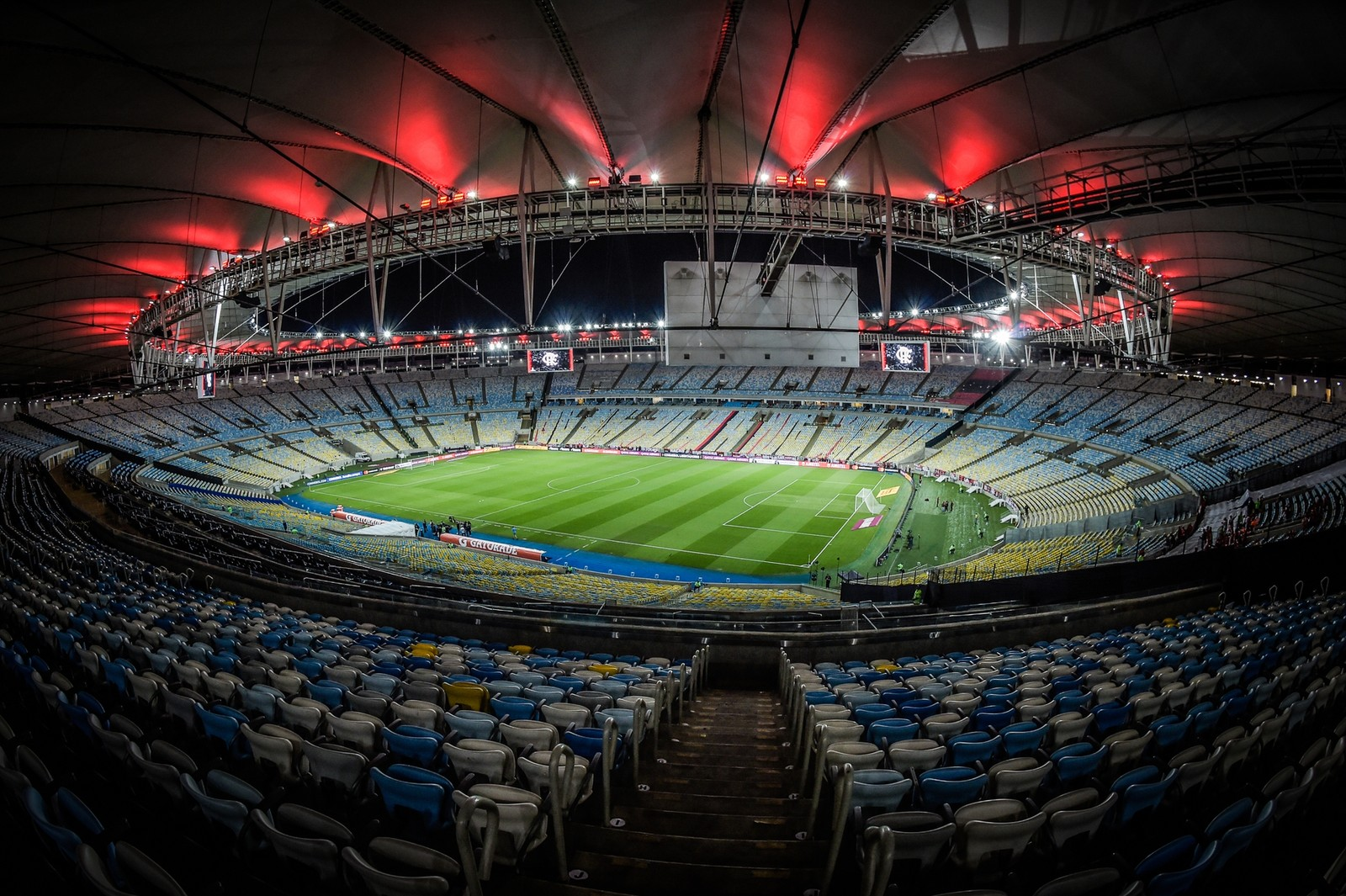 Flamengo lucra R 40 mi à frente do Maracanã e reforça convicção por licitação: Vamos participar