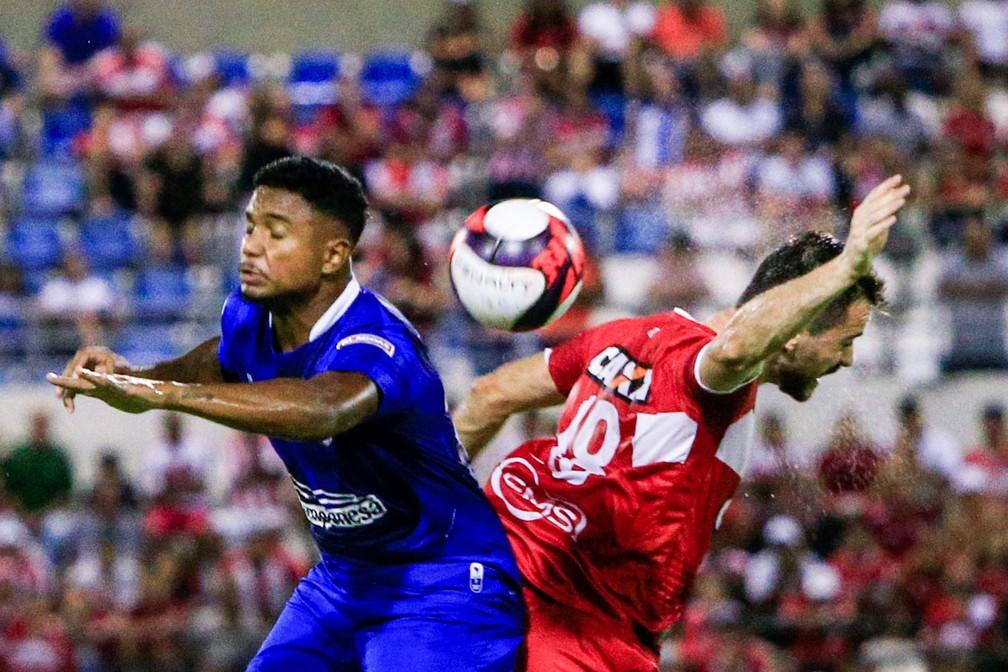CSA e CRB chegam à terceira final seguida do estadual (Foto: Ailton Cruz/Gazeta de Alagoas)