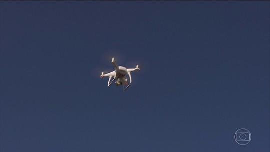 Confusão causada por drone abre debate sobre lei para esses aparelhos