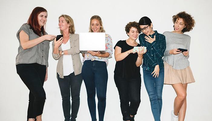 Veja as ações do Google para o Dia Internacional da Mulher (Foto: Pexels)