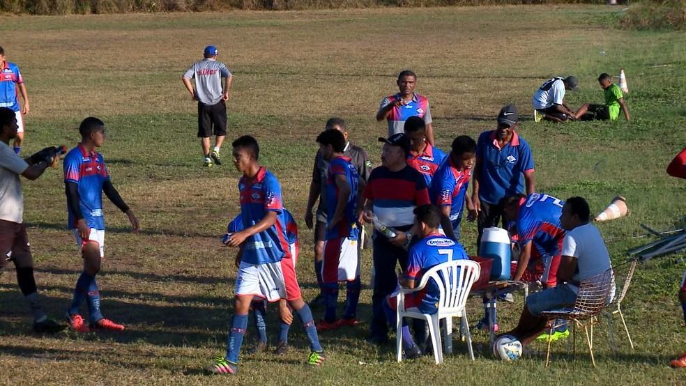 Enxuga Rato ainda luta para renovar com jogadores que atuaram na Copa Piauí (Foto: TV Clube)