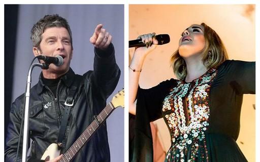 Ex-Oasis revela arrependimento por grosseria com Adele – Monet