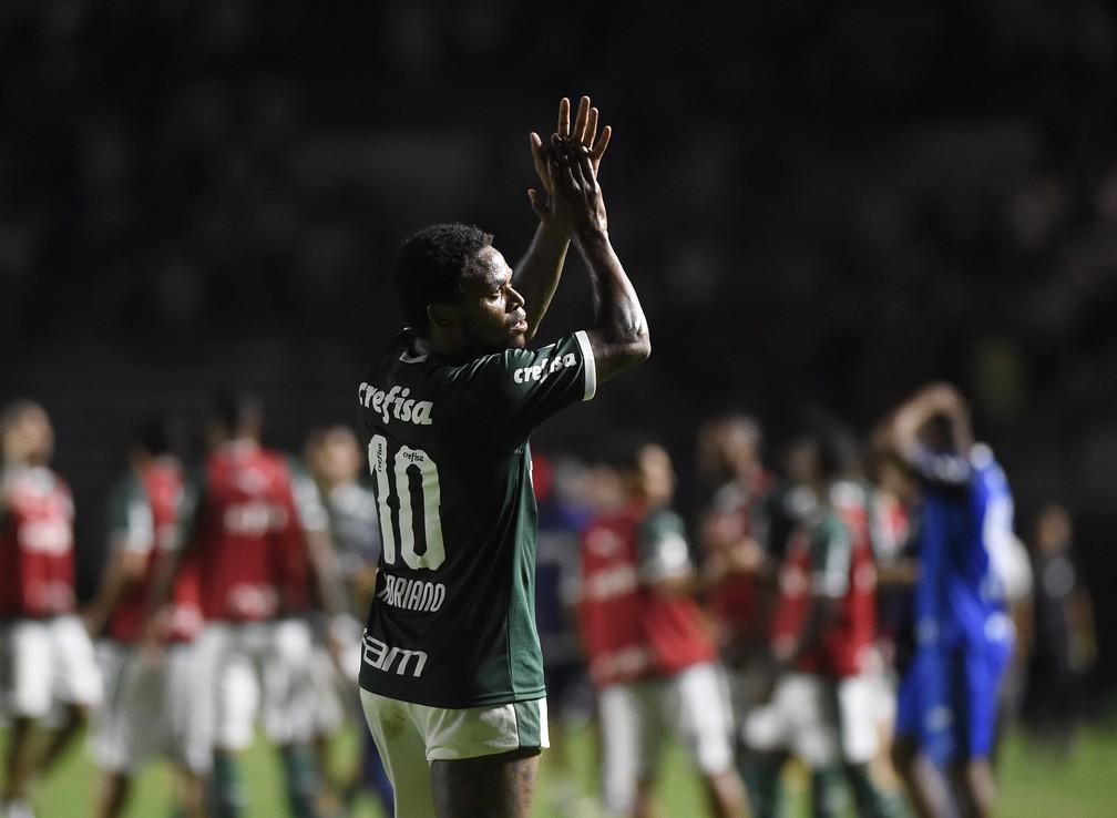 Atacante entrou no intervalo e foi decisivo para garantir a vitória sobre o Vasco — Foto: André Durão