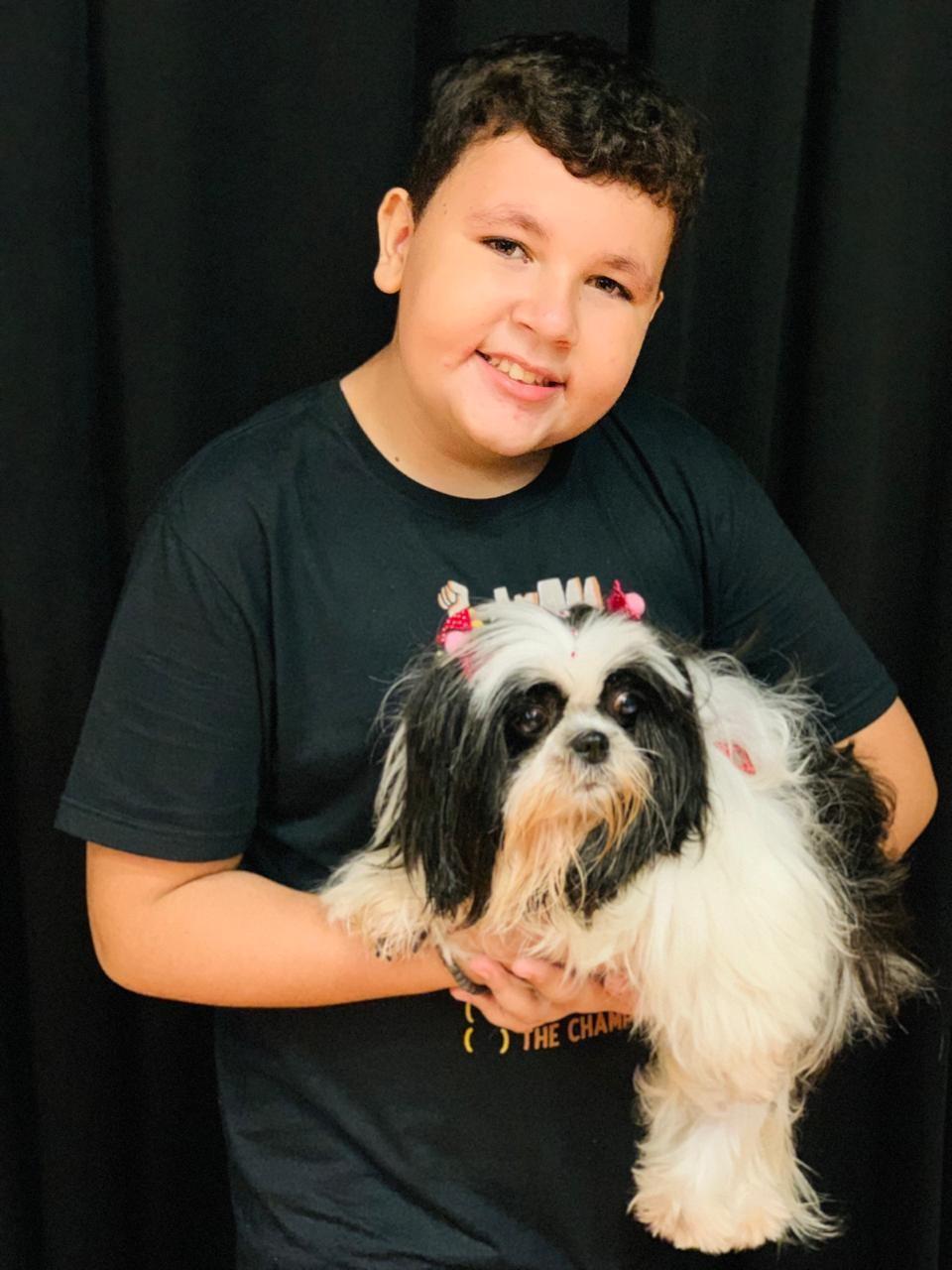 Estudante de 13 anos é diagnosticado com câncer raro em MT e família faz vaquinha para custear tratamento em SP