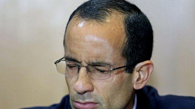 Ex-presidente da construtora, Marcelo Odebrecht foi condenado a 19 anos de prisão (Foto: AFP/BBC News)