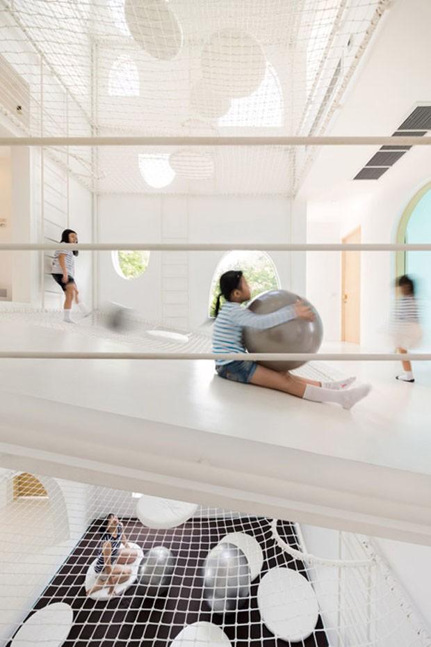 7 ideias surpreendentes de espaços lúdicos para crianças (Foto: Divulgação)