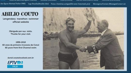 Primeira travessia do Canal da Mancha feita por um sul-americano faz 60 anos