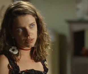 Bruna Linzmeyer é Lourdes Maria em 'O Sétimo Guardião'   Reprodução