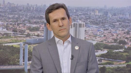 Arthur Nogueira diz em entrevista ao MT1 que fechou posto da PRF por falta de estrutura e promete investir em segurança pública