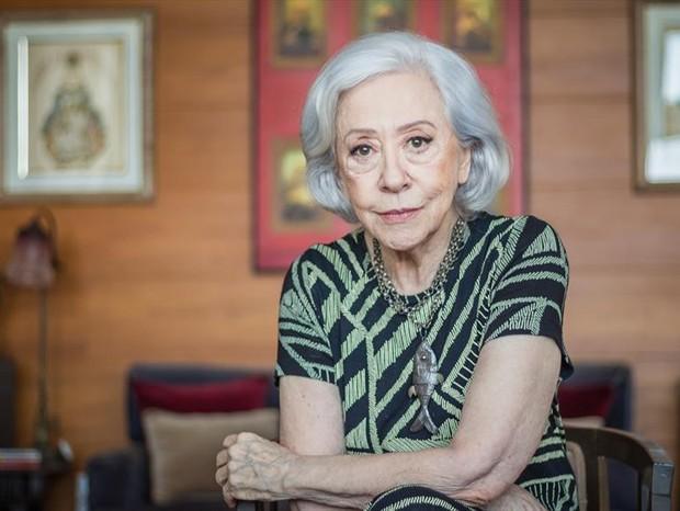 Fernanda Montenegro (Foto: Divulgação/ Leila Fugii)