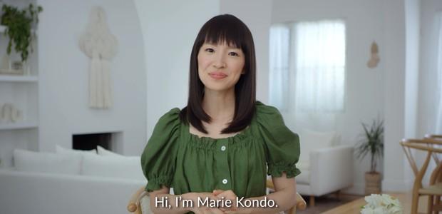 Marie Kondo lança curso online de organização doméstica (Foto: Reprodução / KonMari.com)