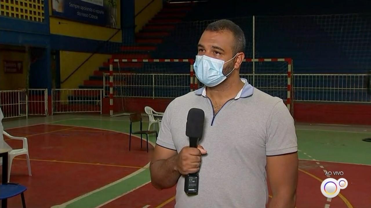 Campo Limpo Paulista começa a vacinar idosos entre 85 e 89 anos cadastrados
