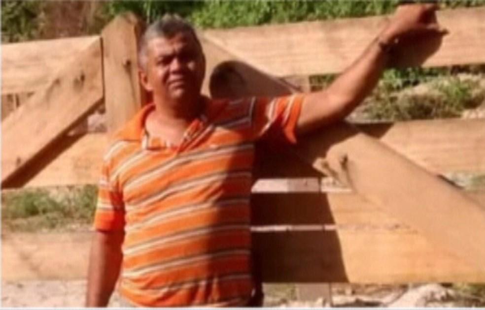 Gilson Maria, sindicalista foi assassinado em Rurópolis, no sudoeste do Pará — Foto: Reprodução / TV Liberal