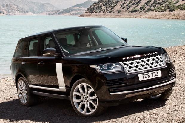 Range Rover Vogue (Foto: Divulgação)