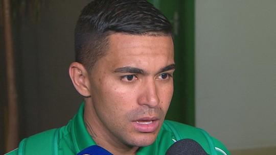Revelado no Cruzeiro, Dudu diz que Palmeiras fará o melhor no jogo que pode rebaixar o ex-clube