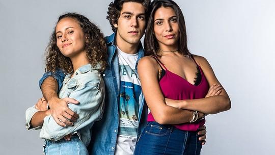 Daniel Rangel lembra mudança para o Rio de Janeiro aos 17 anos: 'Meus pais me emanciparam'