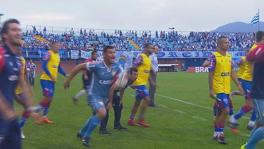 Autor do gol do título, Rodolfo quer renovação com o Fortaleza para Série A