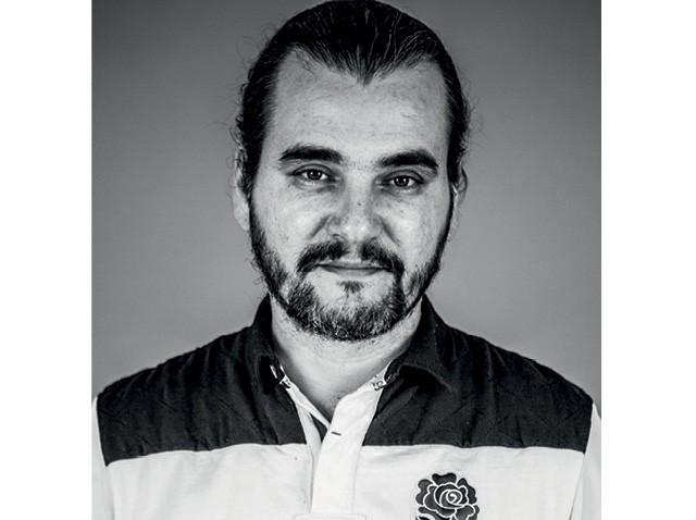 Rodrigo Moran, 43 anos Diretor criativo para corporate social Edelman (Foto: Divulgação)