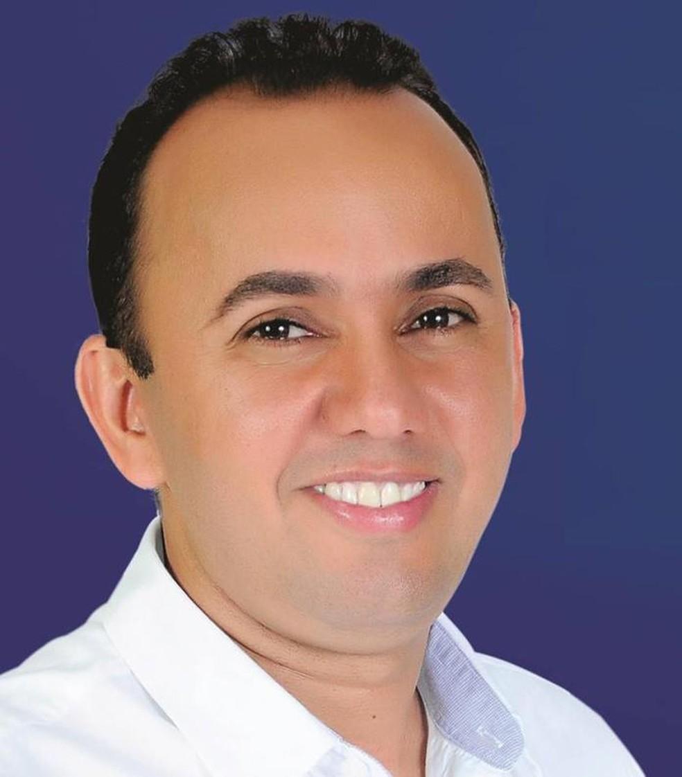 O prefeito de Tucuruí, Jones William, foi morto a tiros em julho de 2017 (Foto: Divulgação / Prefeitura de Tucuruí)