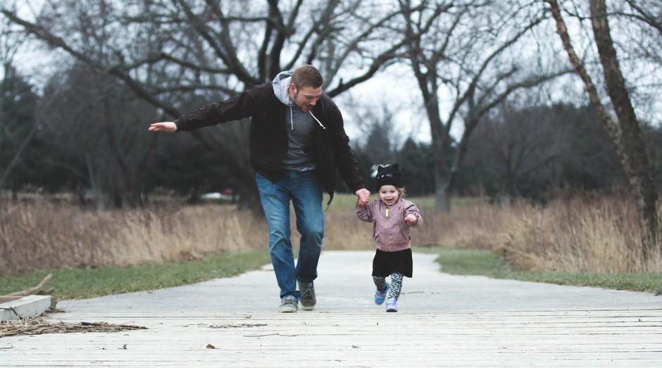 pai, familia (Foto: Reprodução/Pexels)