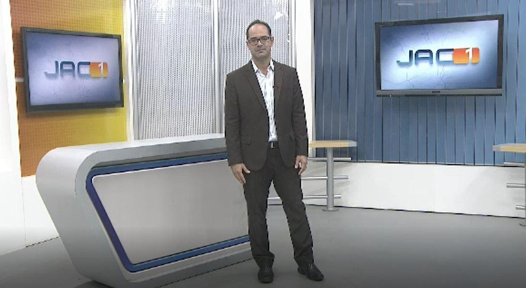 JAC1: Acompanhe ao vivo o telejornal