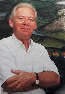 Homero Franco, autor do livro Raízes da América Gaúcha (Foto: Eduardo Marques/Editora Globo)