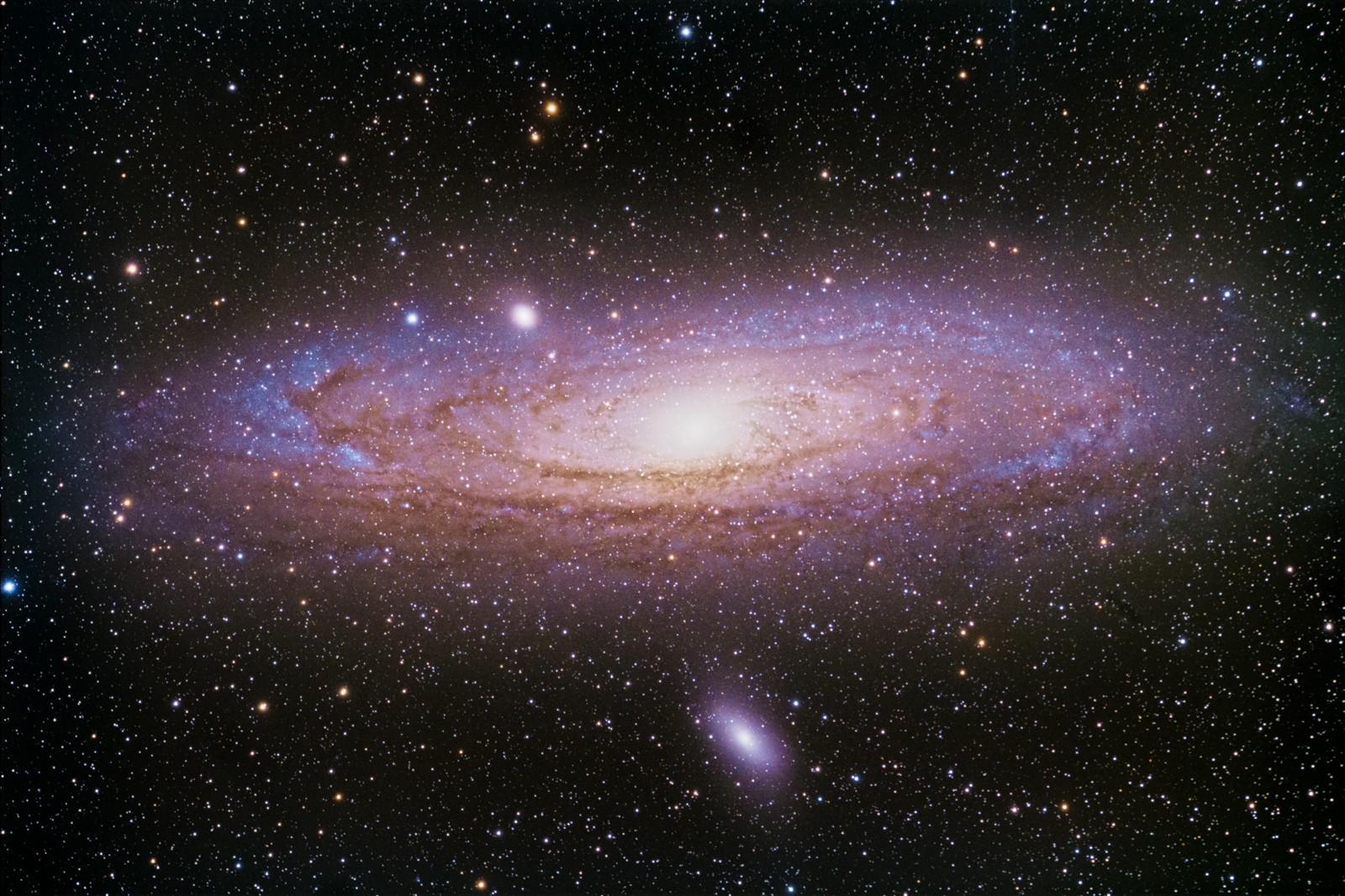 Físicos estudam assimetria do Universo (Foto: gianni/ Flickr)