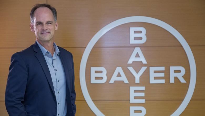 bayer-gerhard-bohne-agrishow (Foto: Bayer/Divulgação)