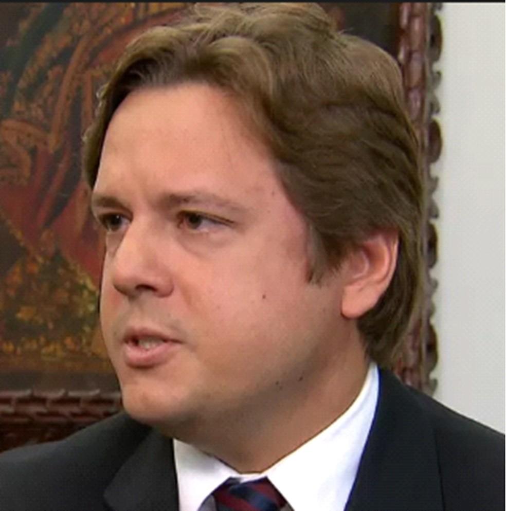 Ernani Medicis, procurador geral de Pernambuco na segunda gestão de Paulo Câmara — Foto: Governo de PE/Divulgação