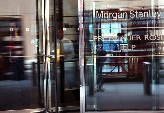 Morgan Stanley  (Foto: Getty Images)