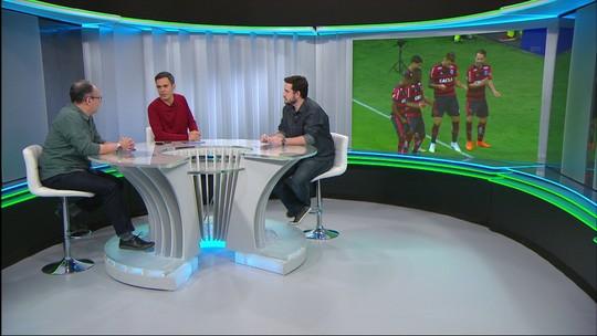 Raphael Rezende e Vagner Villaron elogiam evolução do Flamengo com Maurício Barbieri
