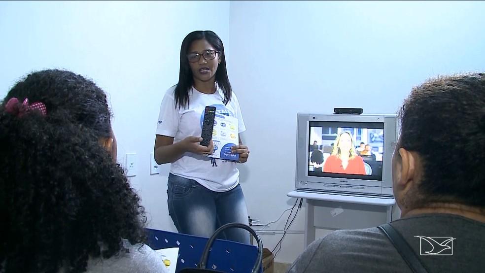 Governo Federal ainda não atingiu a meta de entrega de kits para famílias de baixa renda no Maranhão (Foto: Reprodução/TV Mirante)