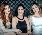 Michelle Batista, Rafaela Mandelli e Juliana Schalch | Reprodução